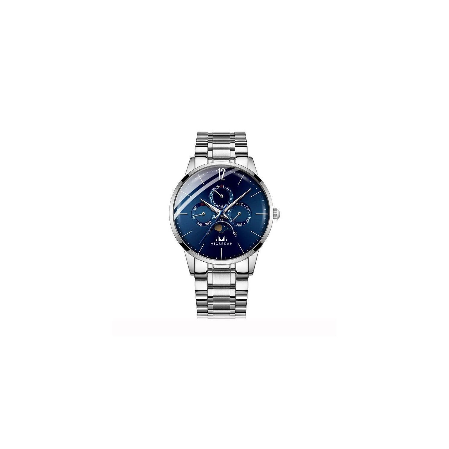 Icon-Metal Silver Blue