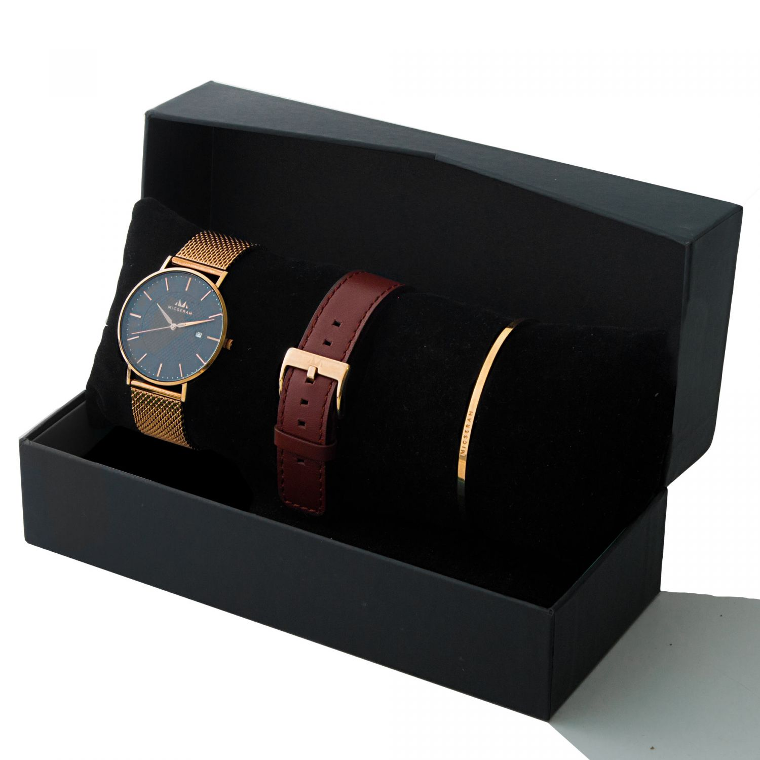 ROSE GOLD MOTIVE GIFT SET